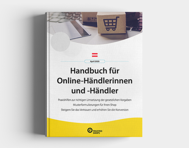 Handbuch für Online-Händler - Österreich