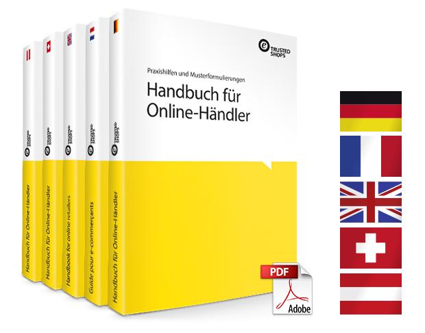 Auf-nach-Europa-Paket - Die 5 wichtigsten Handbücher im Set