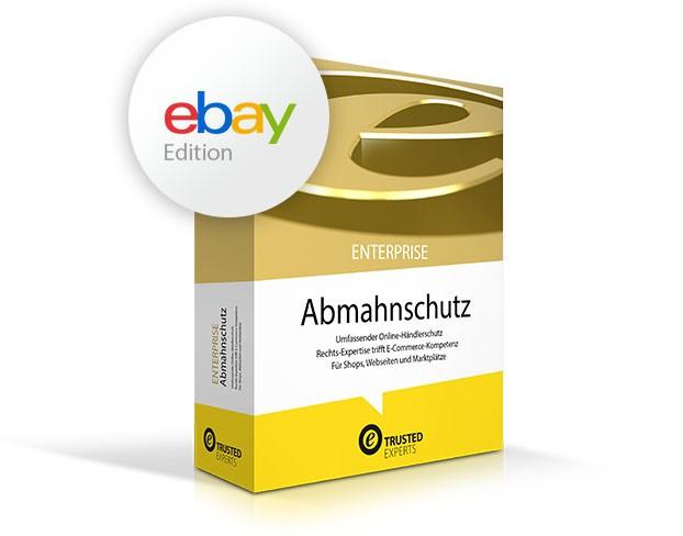 Abmahnschutz ENTERPRISE eBay