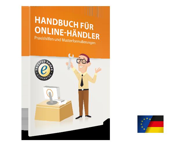 Handbuch für Online-Händler (verschiedene Sprachen wählbar)