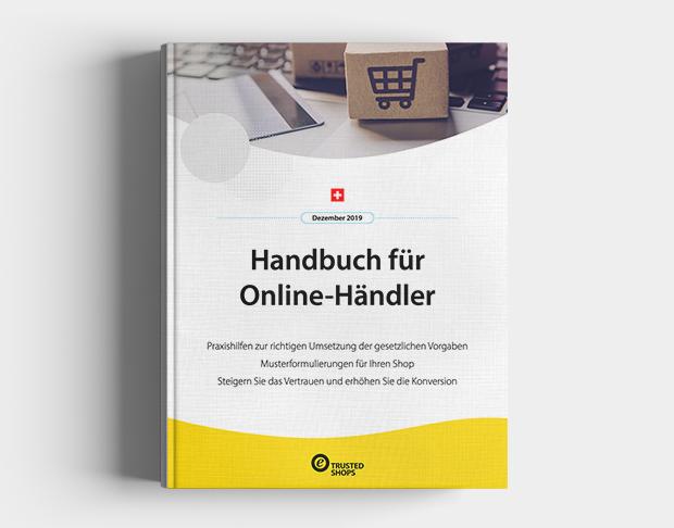 Handbuch für Online-Händler - Schweiz