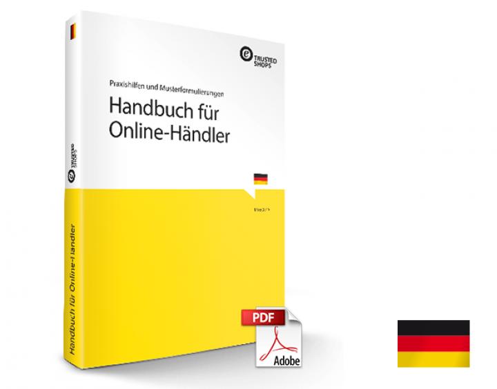 Handbuch für Online-Händler - Deutschland