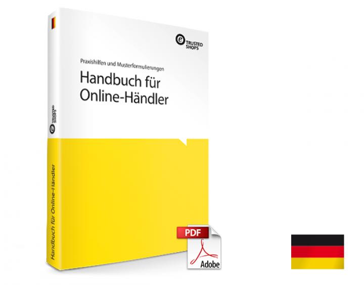 Aktionsangebot: Handbuch für Online-Händler - Deutschland